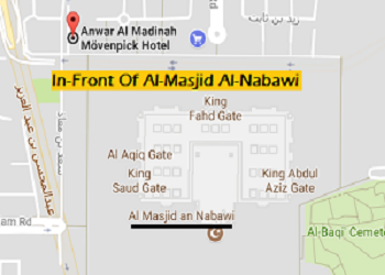 Movenpick madinah map | Blog